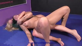 Beautiful busty goth pornstar and blonde girl bring up the rear door wrestle and have sex be beneficial to sexual supremacy.