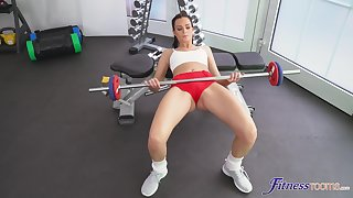 Ashley Hinterlands and Leanne Plait essay passionate sex in the gym