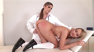 School Nurse Just deserts